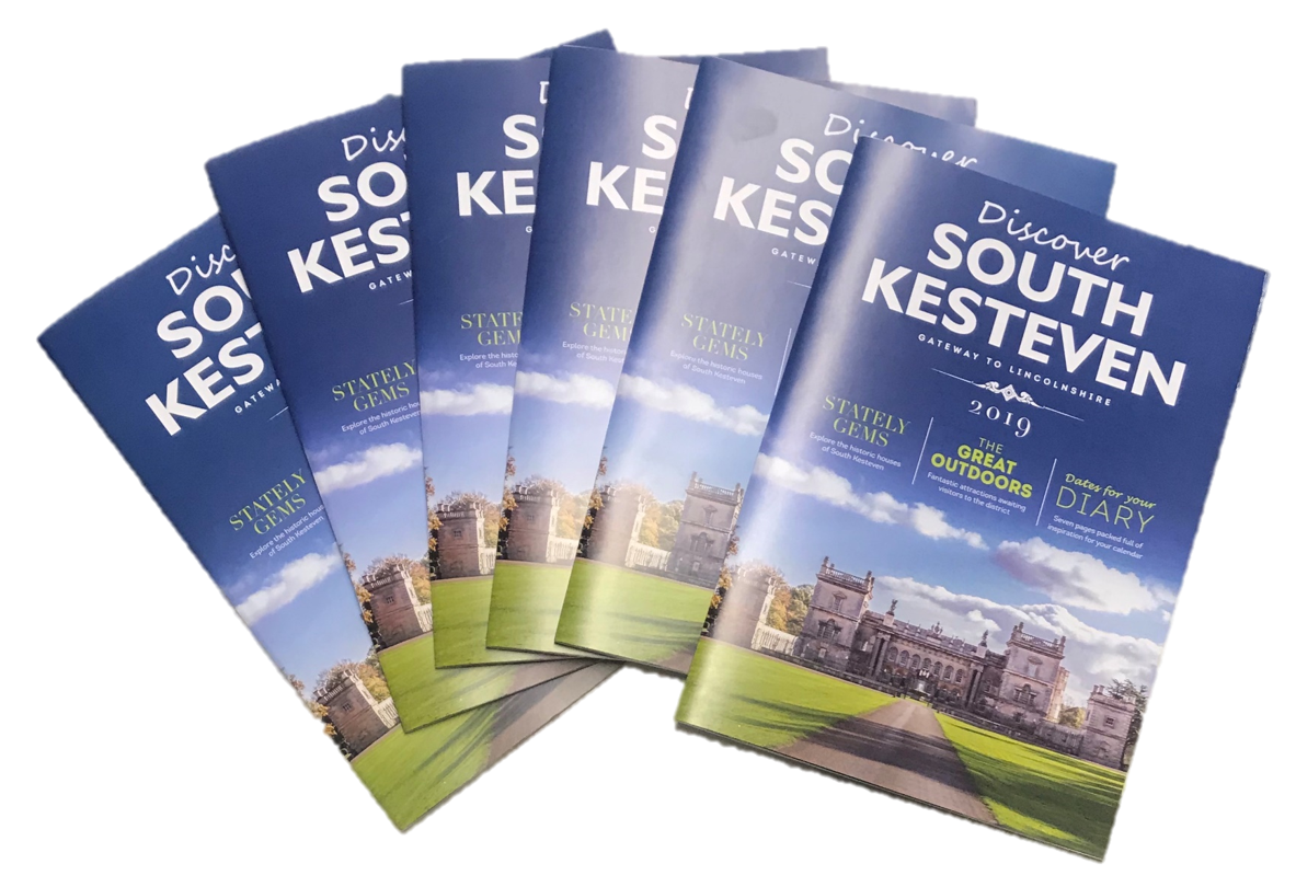 Discover South Kesteven visitor guide